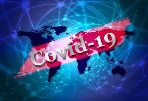 COVID-19, Koronawirus, elementy złączne