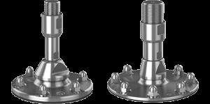 stopki sejsmiczne i podstawy do maszyn i konstrukcji