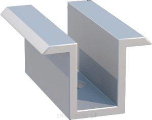 klema środkowa do paneli fotowoltaicznych - fotowoltaika